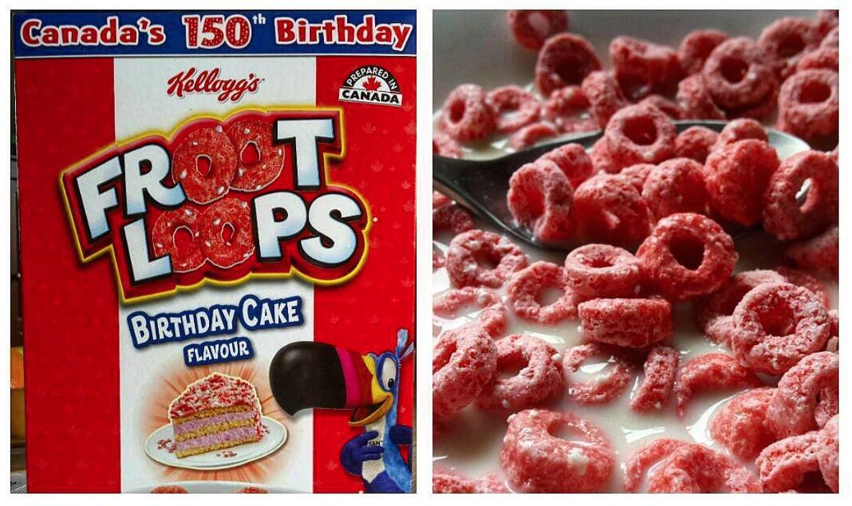 Birthday Cake Fruit Loops Review