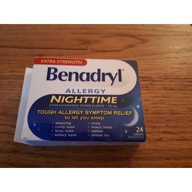 Is Benadryl Good For Food Allergies