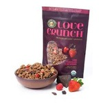 Love Crunch Dark Chocolate and Red Berries