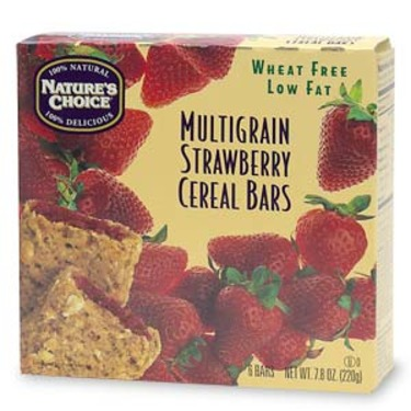 Natures Choice Multigrain Cereal Bars