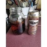 Hires Root Beer &Vodka;