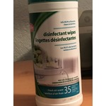 Life Brand Disinfectant Wipes