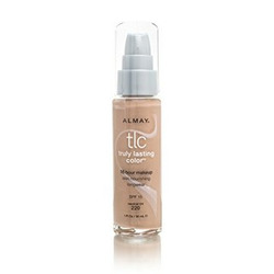 Almay TLC Truly Lasting Color 16 Hour Makeup SPF 15