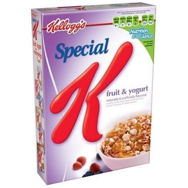 Kellogg's Special K Fruit and Yogurt Cereal
