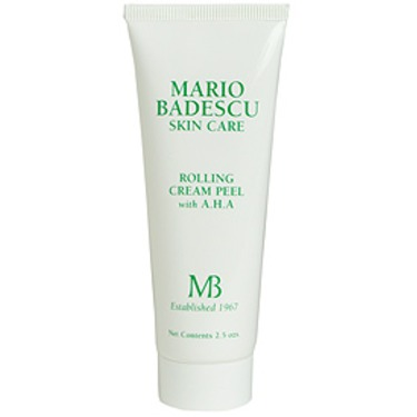 Mario Badescu Rolling Cream Peel With Aha Reviews In Face