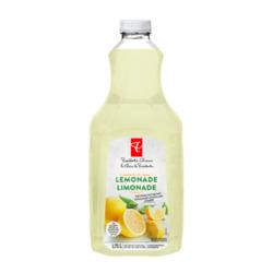 president's choice lemonade