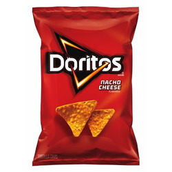 Doritos® Nacho Cheese Tortilla Chips