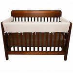Jolly jumper crib railing guards