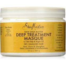 Shea moisture deep treatment masque with shea butter