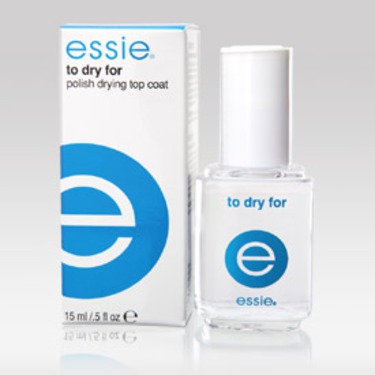 Essie To Dry For Top Coat