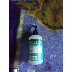 Mrs. Meyer's Clean Day Basil Hand Lotion