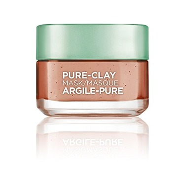 L'Oreal Paris Pure-Clay Exfoliating and Pore Refining Mask