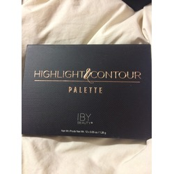 Iby highlight and contour palette