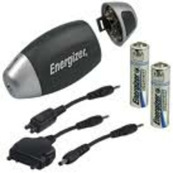Energizer Energi to Go Instant Cell Phone Charger with One Mini USB Connector