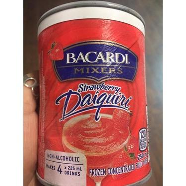Bacardi Mixers Strawberry Daiquiri