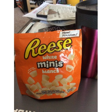 Reese White Minis Peanut Butter Cups