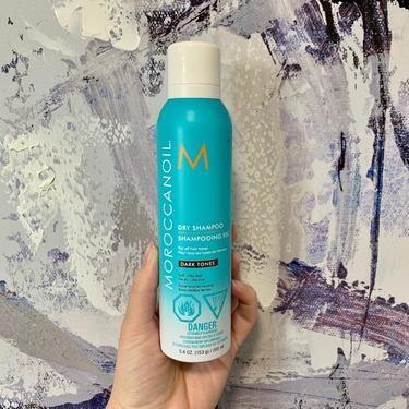 Moroccan Oil Dry Shampoo for Dark Tones