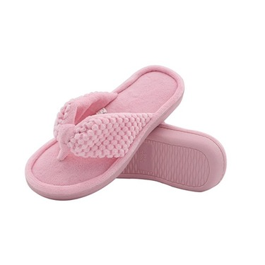 ca8449b91 UltraIdeas Women s Cozy Memory Foam Plush Gridding Velvet Lining Spa Thong Flip  Flops Clog Style House Indoor Slippers reviews in Sandals - ChickAdvisor