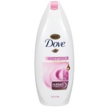 Dove Cream Oil Cherry Blossom & Almond Body Wash