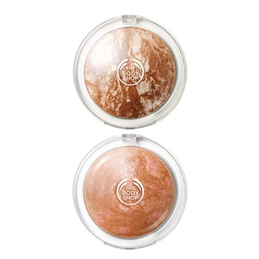 The Body Shop Baked Bronzer