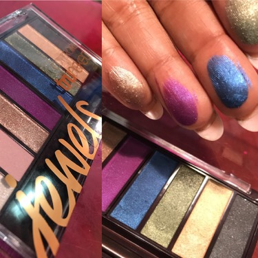 Covergirl TruNaked Jewels Eye Shadow Palette