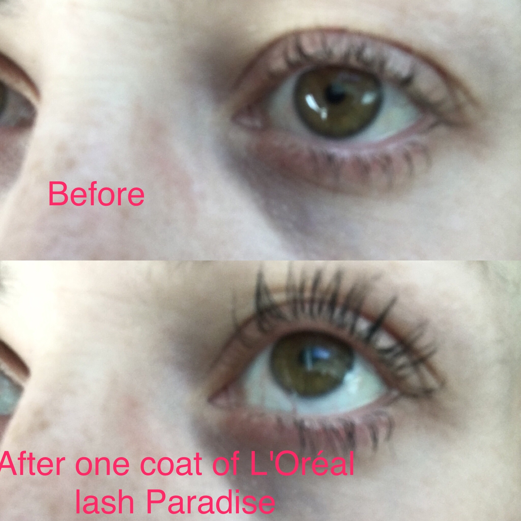 L'Oreal Voluminous Lash Paradise Mascara Image Gallery. 206 reviews