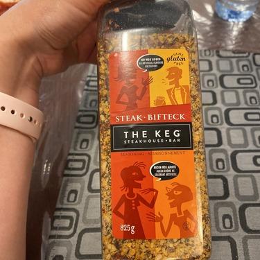 The Keg Steakhouse Seasoning