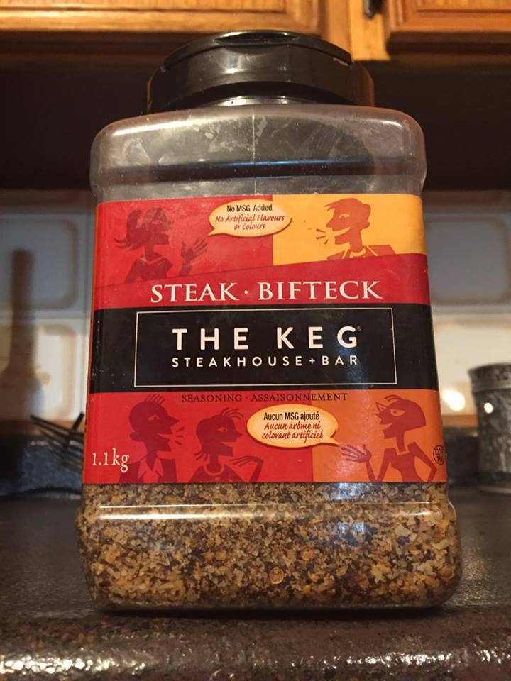 The Keg Steakhouse Seasoning Reviews In Miscellaneous
