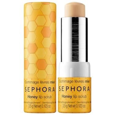 Sephora Honey lip scrub
