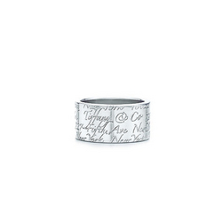 Tiffany Notes Ring