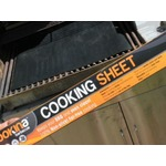 The Authentic Cookina barbecue reusable grilling sheets