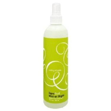 Deva Curl, Mist-er Right, Lavender curl Revitalizer