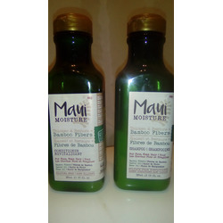 Maui Moisture Thicken and Restore + Bamboo Fibers Shampoo