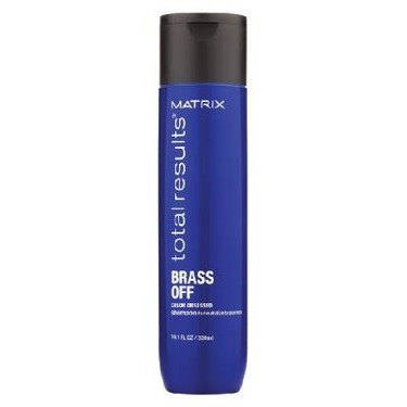Matrix total results Brass Off Color Shampoo