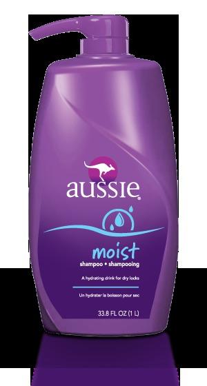 Aussie Moist Shampoo Review Natural Hair