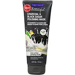 Feeling Beautiful Charcoal and Black Sugar Polishing Mask