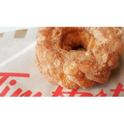 Tim Horton Churro Donut