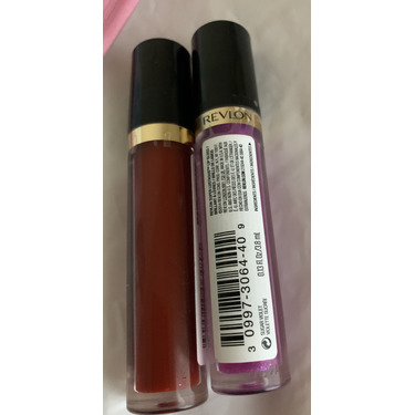 Revlon Super Lustrous Lipgloss with SPF 15