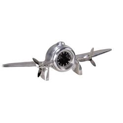 Indigo Flight Clock