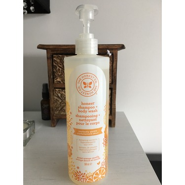 The Honest Company Shampoo And Body Wash Gentle Skin Reviews In Body Wash Shower Gel Chickadvisor