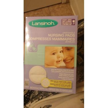Lasinoh disposable nursing pads