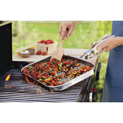 Williams Sonoma Fine-Mesh Grill Pan