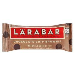 LARABAR Chocolate Chip Brownie