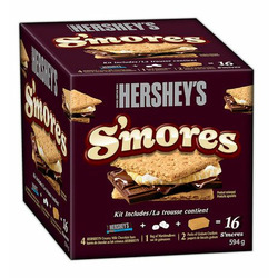 Hershey s'mores kit