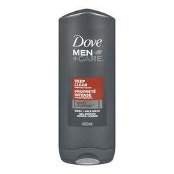 Dove Men +Care Clean Comfort Micro Moisture Body + Face Wash