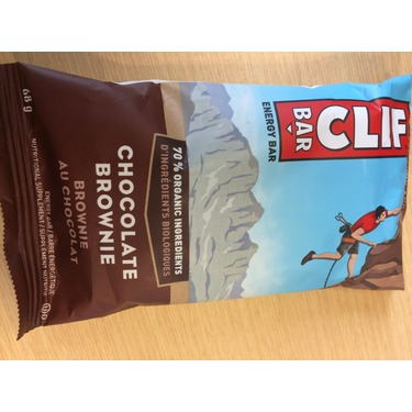 Clif Bar Chocolate Brownie Energy Bar