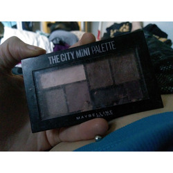 Maybelline New York The City Mini Palette, Chill Brunch Neutrals