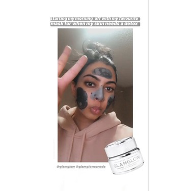 GLAMGLOW SUPERMUD® Instant Clearing Treatment Mask