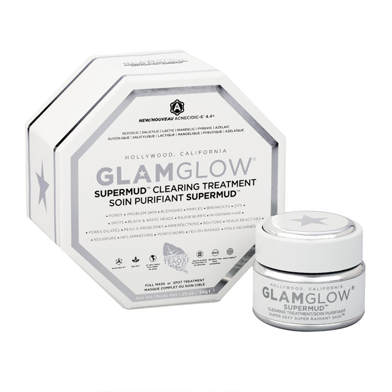 Glamglow Supermud Clearing Treatment Reviews In Face Masks