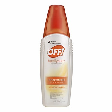 OFF! Familycare Insect Repellent IV